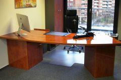 Schreibtisch-calvados-hochglanz